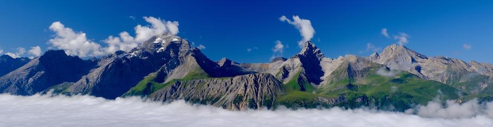 the three mountains